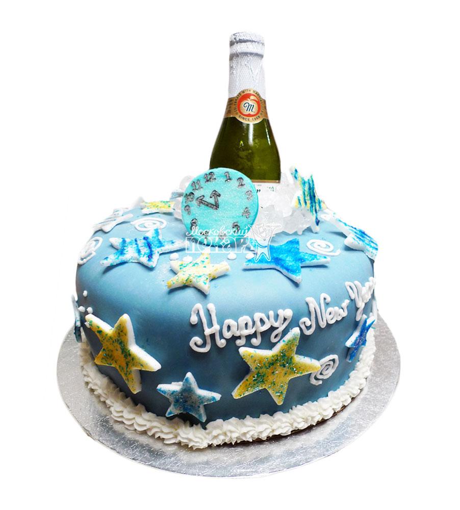 №2998 Торт на Новый Год