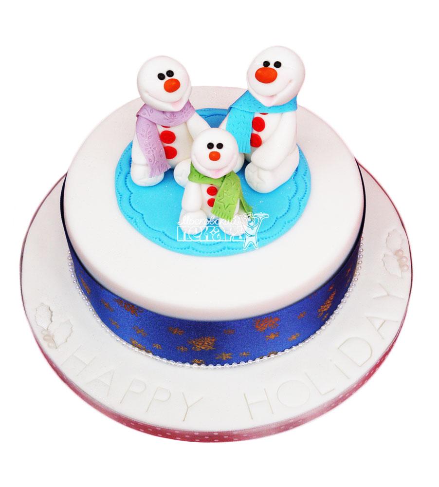 №2999 Торт на Новый Год