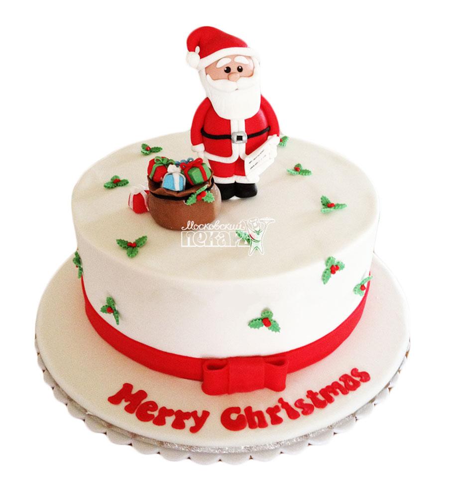 №3001 Торт на Новый Год