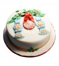№3004 Торт на Новый Год