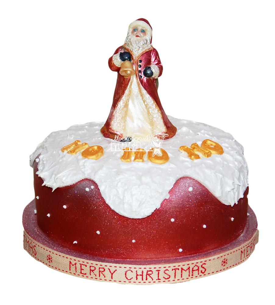 №3011 Торт на Новый Год