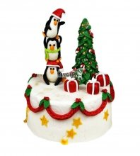 №3012 Торт на Новый Год