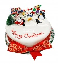 №3013 Торт на Новый Год