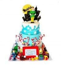 №3015 Торт на Новый Год