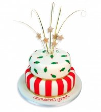 №3018 Торт на Новый Год