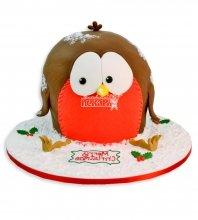№3021 3D Торт на Новый Год