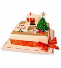 №3023 Торт на Новый Год
