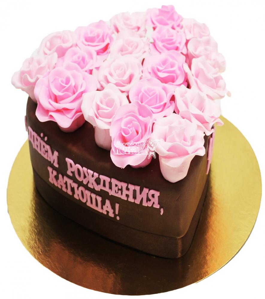 №3032 Торт с цветами