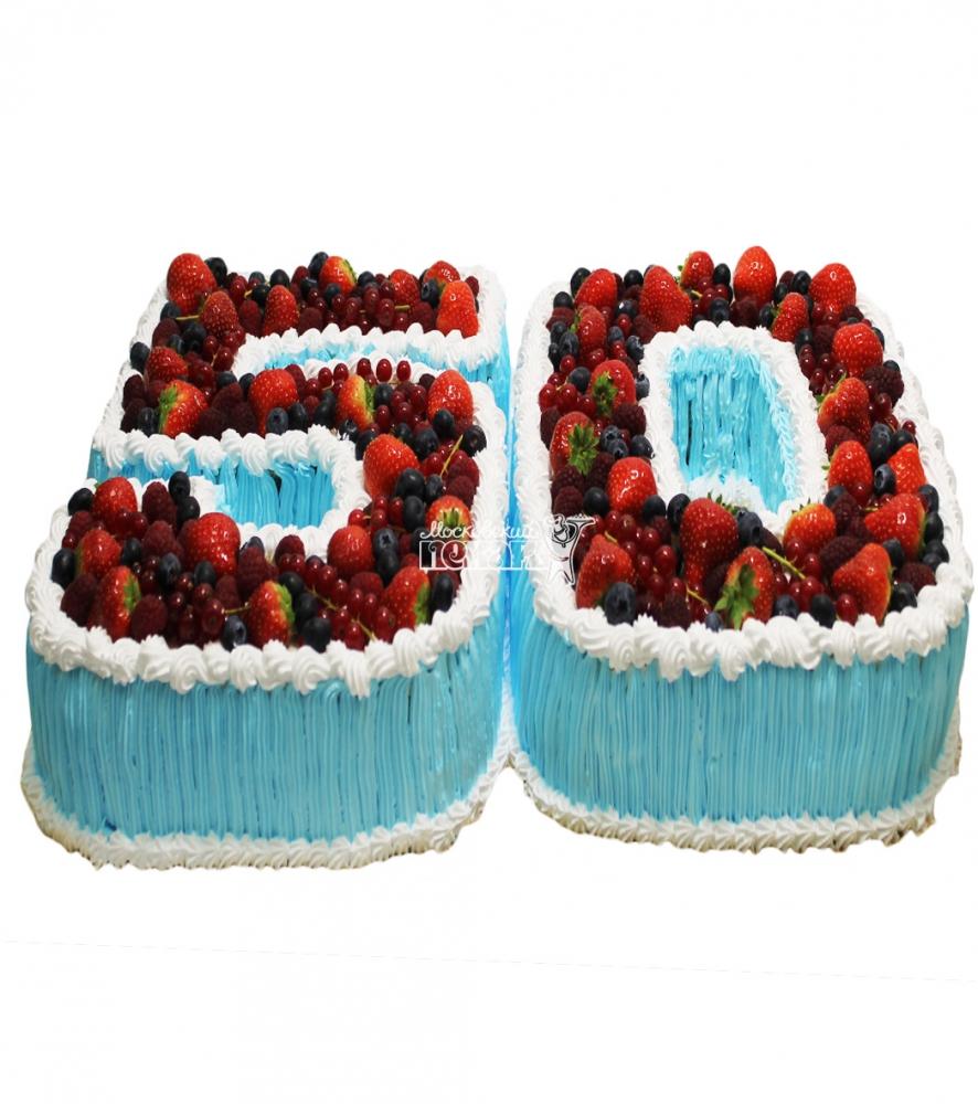 №3033 Торт на юбилей