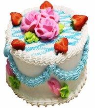 №3034 Торт с ягодами