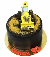 №3046 Торт Трактор