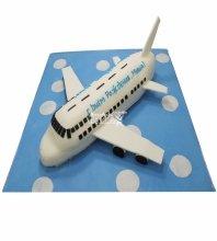 №3088 3D Торт Самолет
