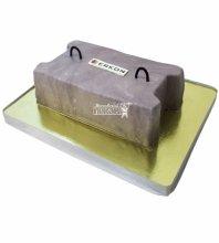№3114 Корпоративный торт для ERKON