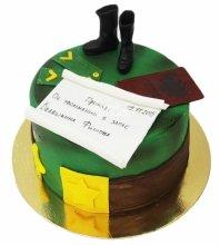 №3128 Торт на дембель