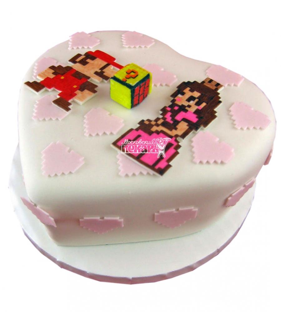 №3208 Торт Любимой