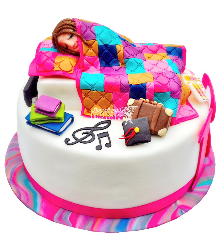 №3231 Торт для девочки