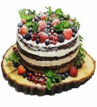 №3301 Торт с ягодами