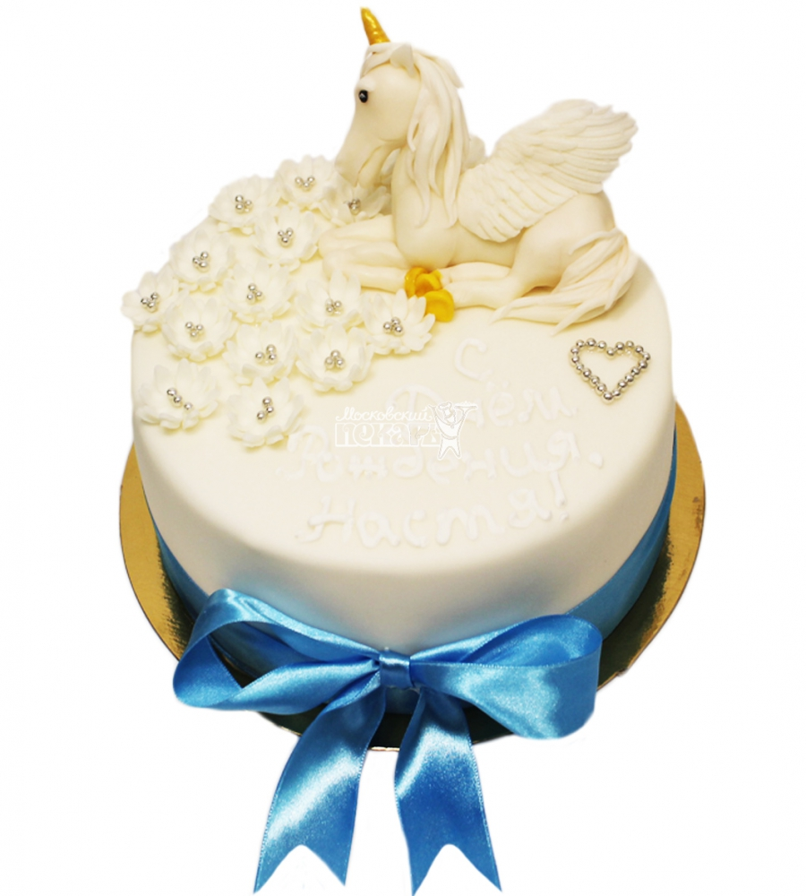 №3308 Торт с единорогом
