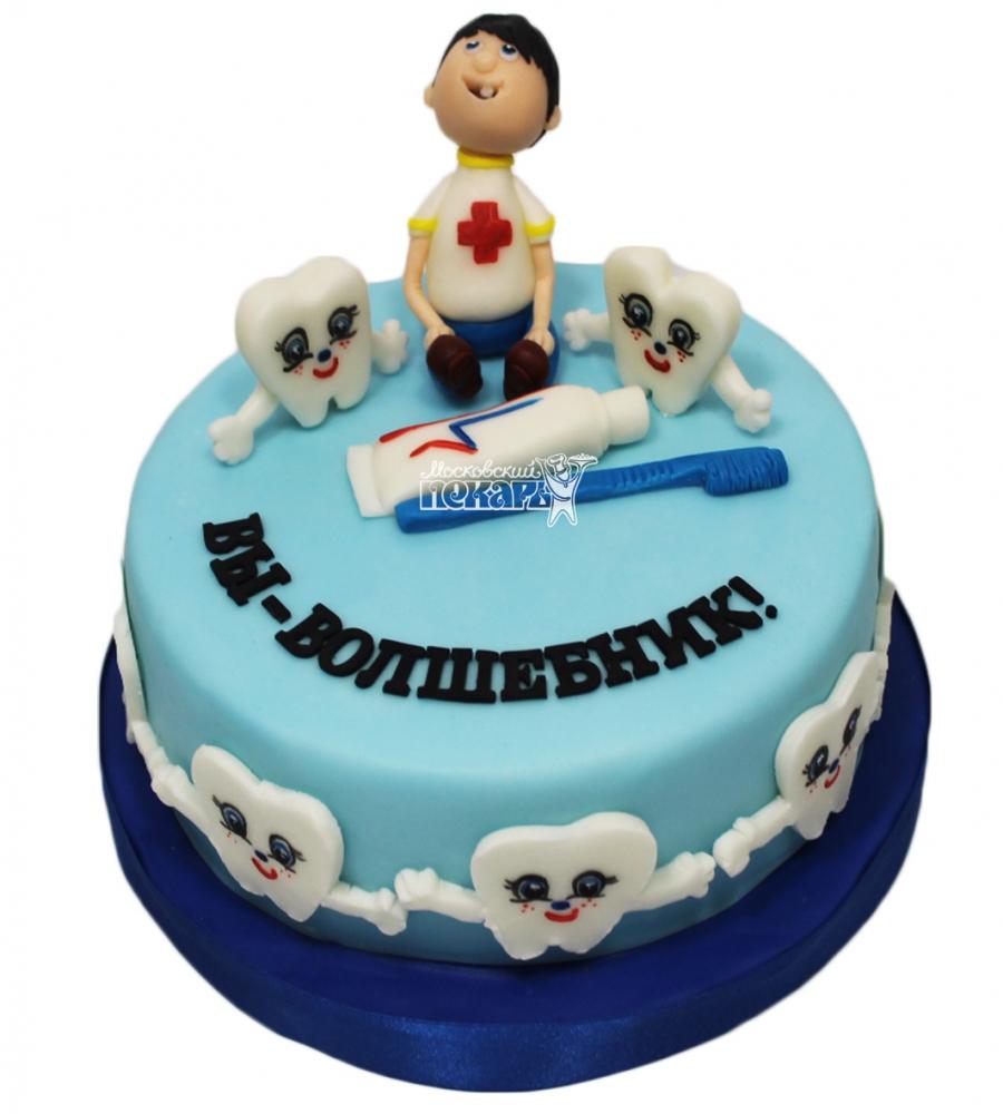 №3334 Торт Стоматологу