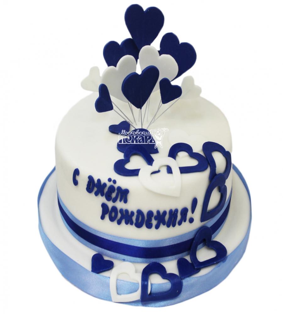 №3335 Торт с сердцем
