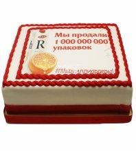№3361 Корпоративный торт