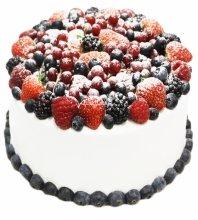 №3366 Торт с ягодами
