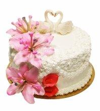 №3371 Небольшой свадебный торт