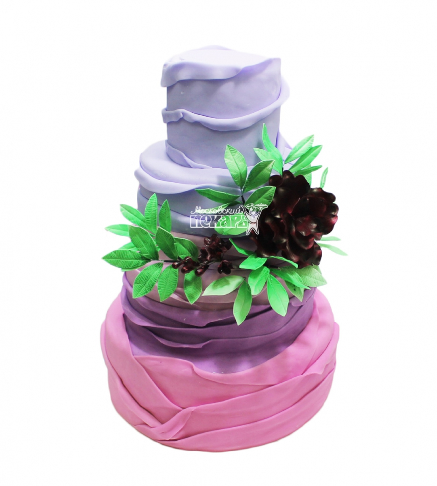 №3374 Свадебный торт