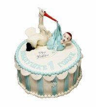 №3378 Торт на 1 годик
