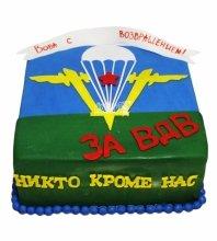 №3400 Торт ВДВ