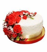 №3401 Небольшой свадебный торт