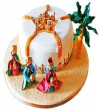 №3407 Торт на Рождество