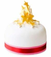 №3409 Торт на Рождество