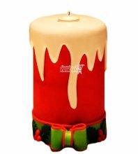 №3410 Торт на Рождество