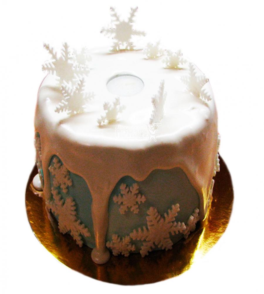 №3412 Торт на Рождество