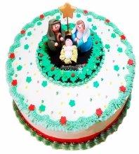 №3413 Торт на Рождество