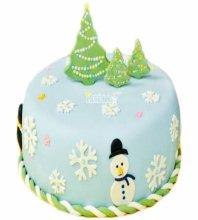 №3414 Торт на Рождество