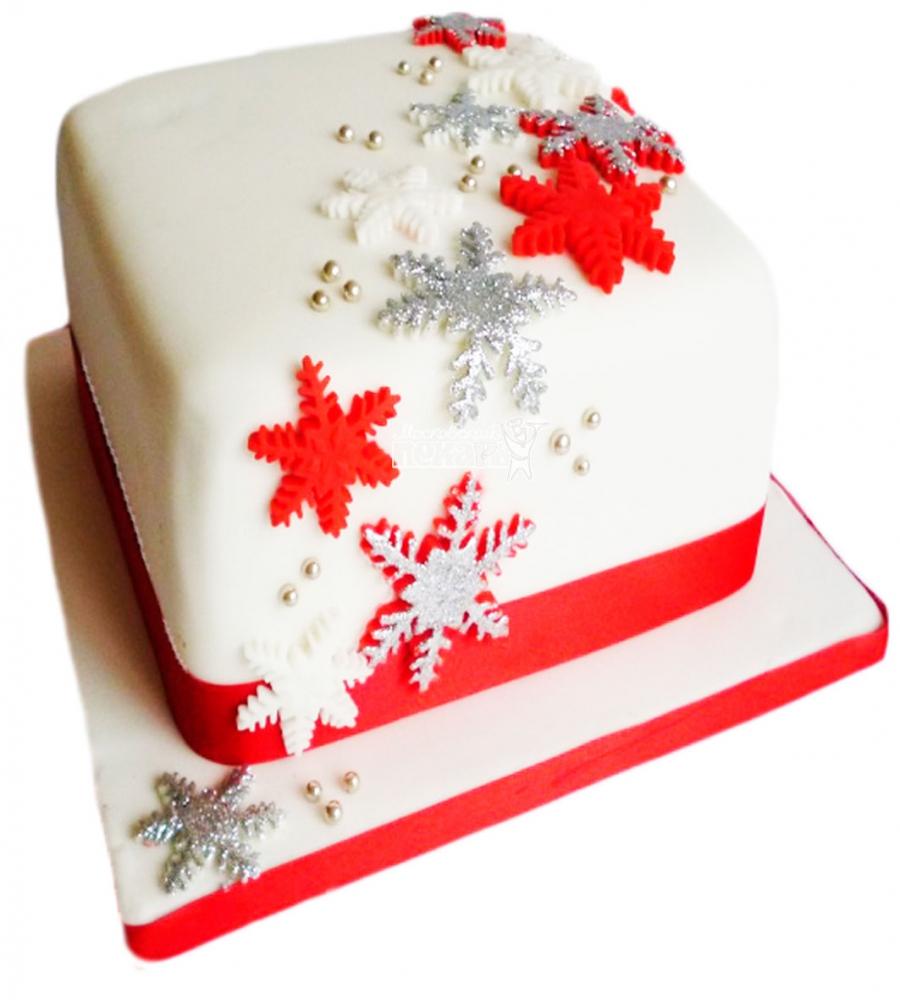 №3420 Торт на Рождество