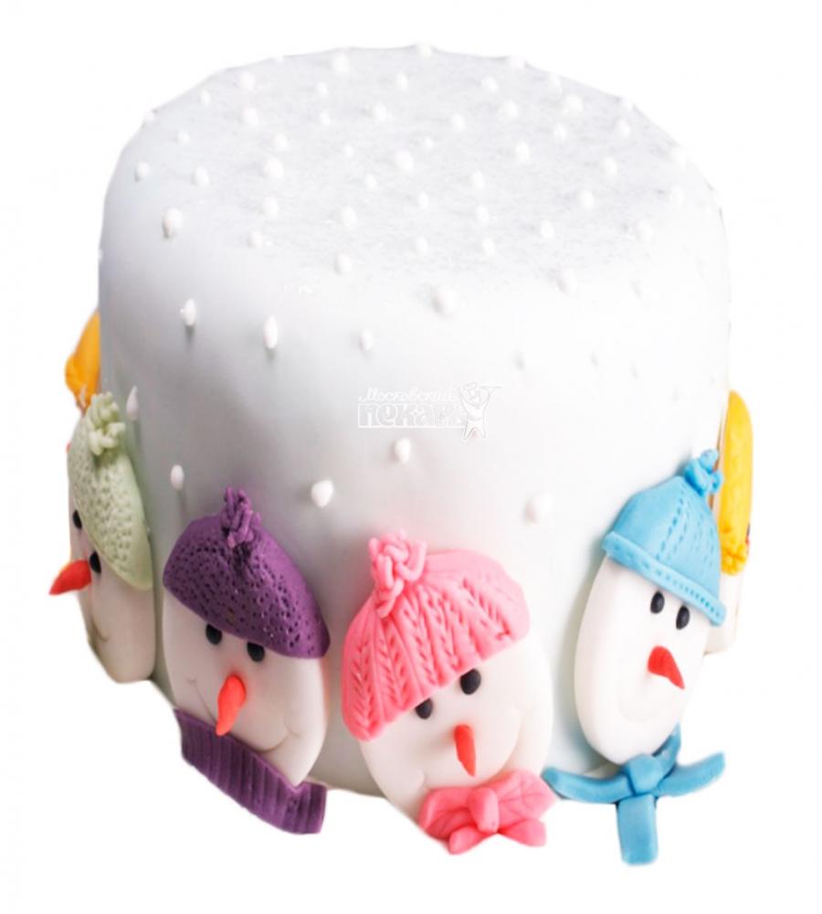 №3426 Торт на Рождество