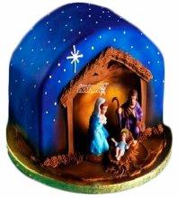 №3427 Торт на Рождество