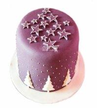№3428 Торт на Рождество