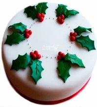 №3429 Торт на Рождество