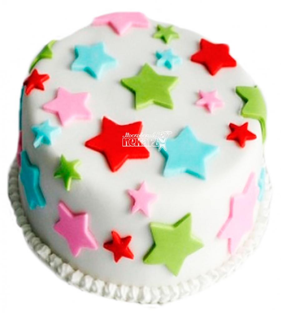 №3430 Торт на Рождество