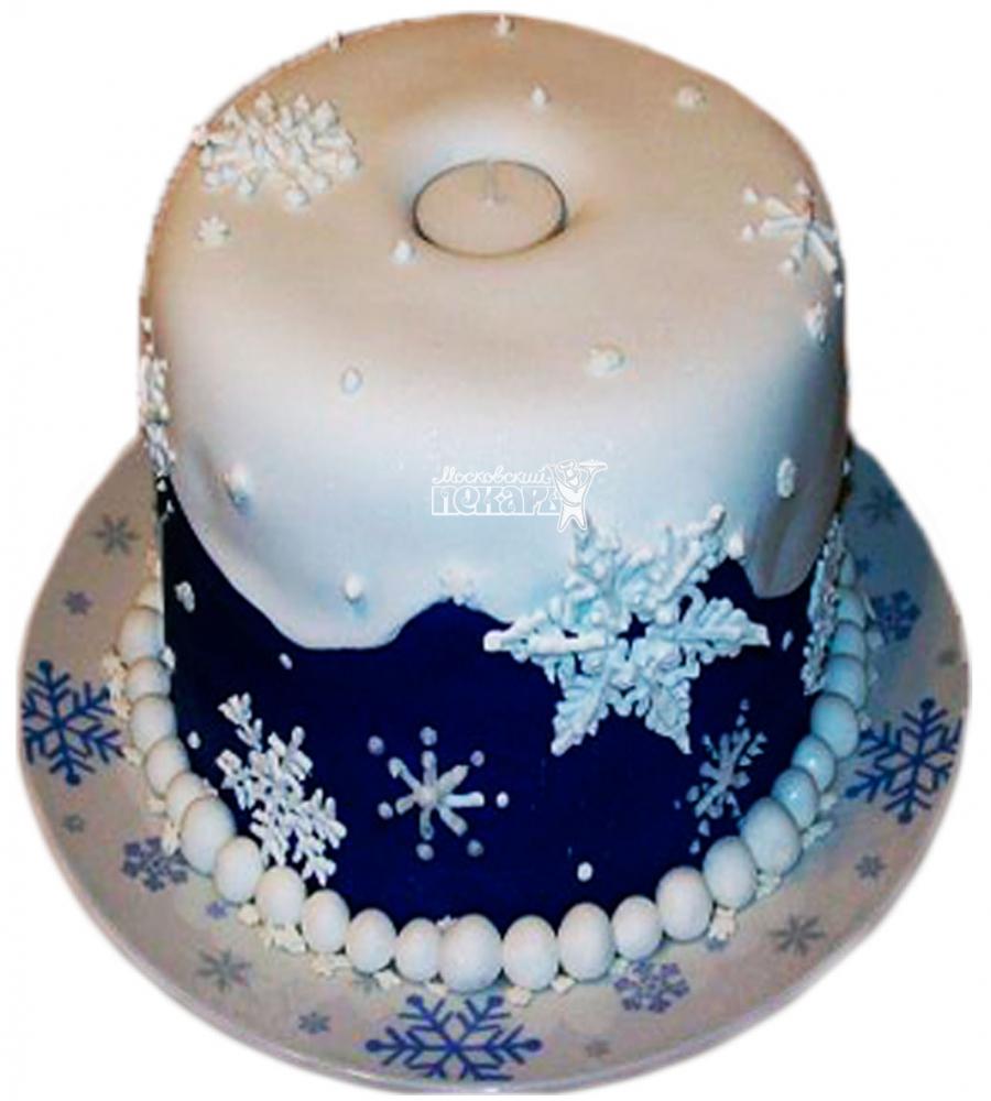 №3431 Торт на Рождество