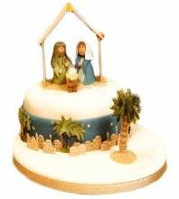 №3434 Торт на Рождество