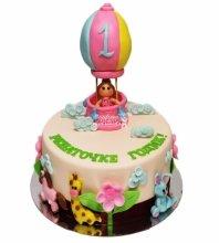 №3436 Торт на 1 годик