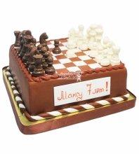 №3440 Торт шахматы
