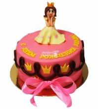 №3443 Торт принцесса