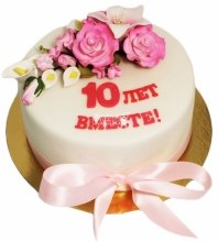 №3446 Торт на годовщину