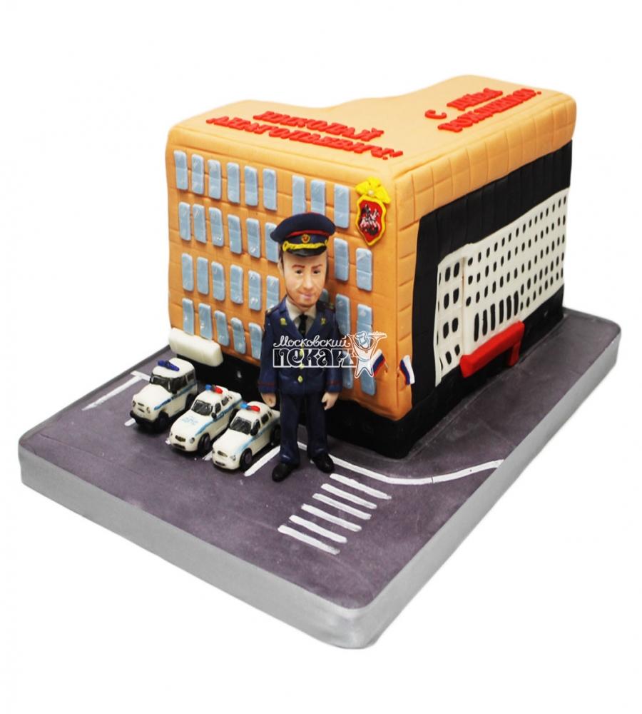 №3462 Торт для ГИБДД